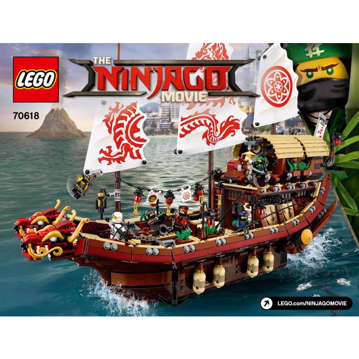 LEGO Destiny's Bounty Set 70618 Instructions | Brick Owl - LEGO ...