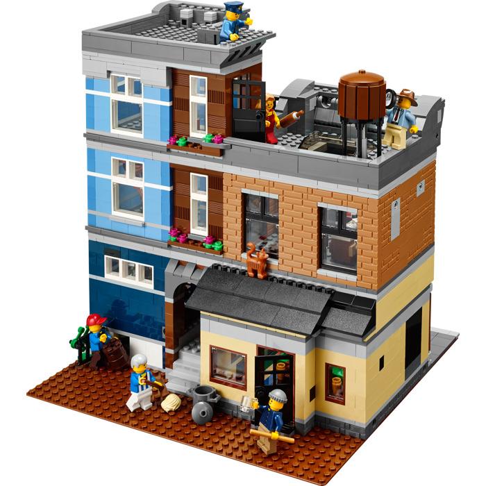 Office lego Modern Lego Detectives Office Set 10246 Brick Owl Lego Detectives Office Set 10246 Brick Owl Lego Marketplace