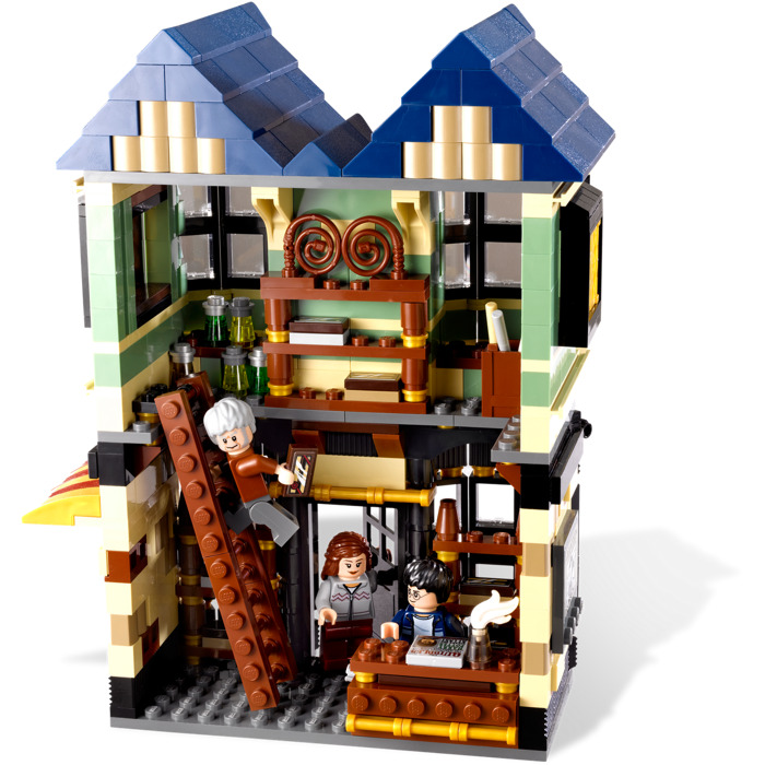 Lego Diagon Alley Set 10217 Brick Owl Lego Marketplace