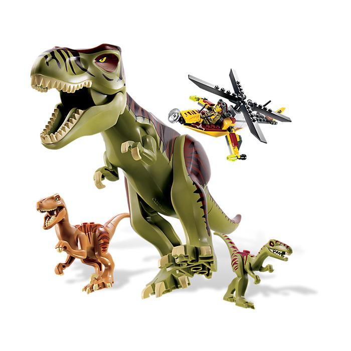 Lego dino defense hq set 5887 brick owl lego marketplace - Lego dinosaures ...