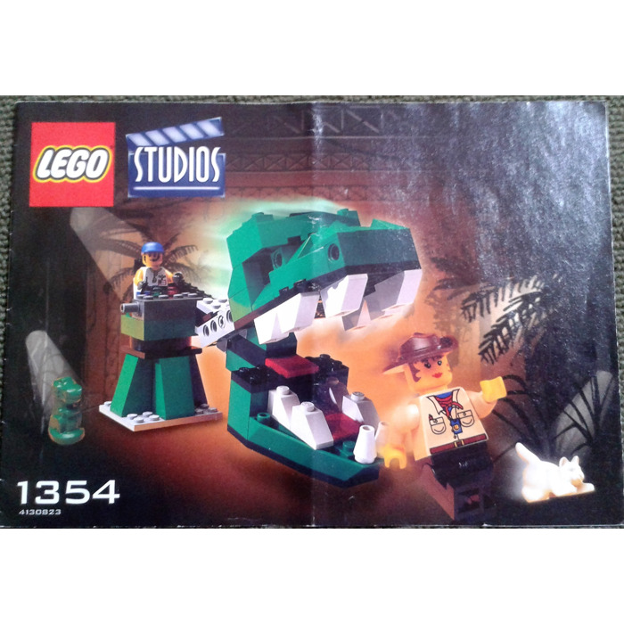 Lego Dino Head Attack Set 1354 Instructions Brick Owl Lego