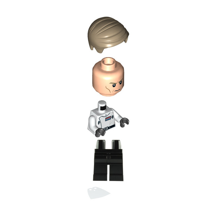 how to make director krennic in lego