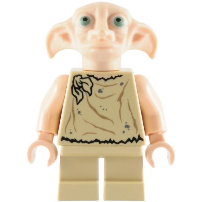 Lego Dobby House Elf Minifigure Brick Owl Lego