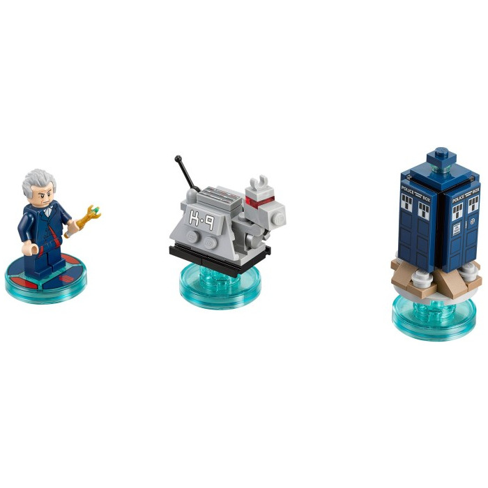 Lego Dimensions Tardis Instructions