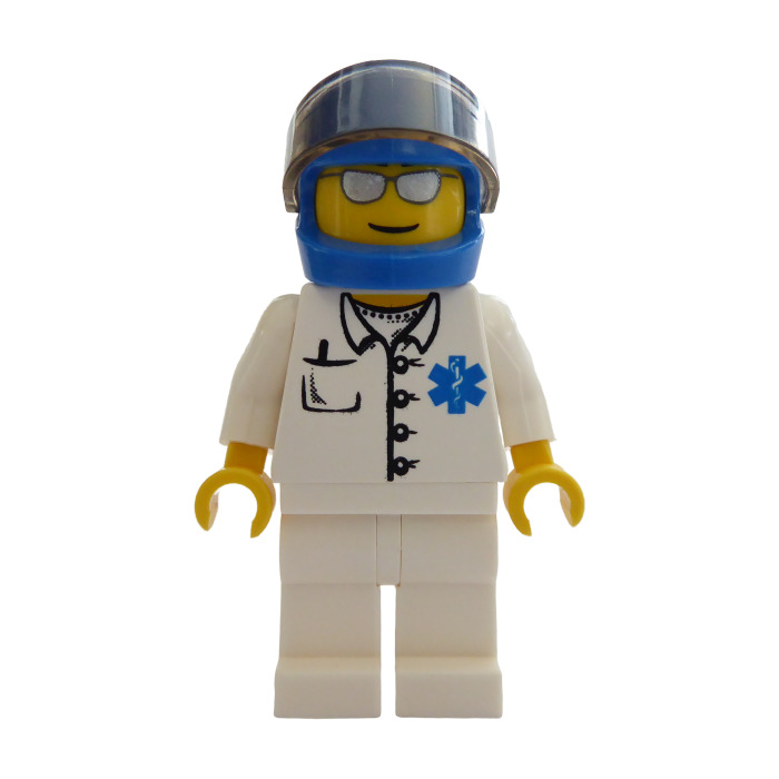 LEGO City Airport Pilot Minifigure from 60101