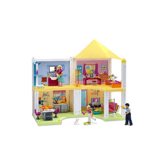 Lego Doll House Set 5940 Brick Owl Lego Marketplace
