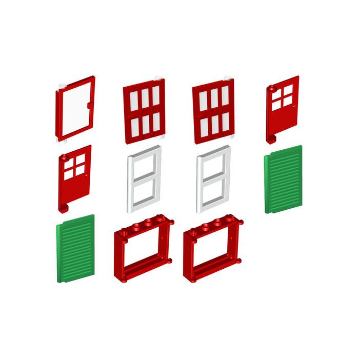 LEGO Doors and Windows Set 5149  sc 1 st  Brick Owl & LEGO Doors and Windows Set 5149   Brick Owl - LEGO Marketplace