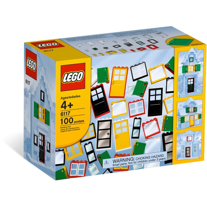Lego Doors And Windows Set 6117 Brick Owl Lego Marketplace