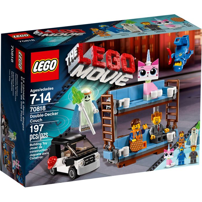 Decke Couch: LEGO Double-Decker Couch Set 70818