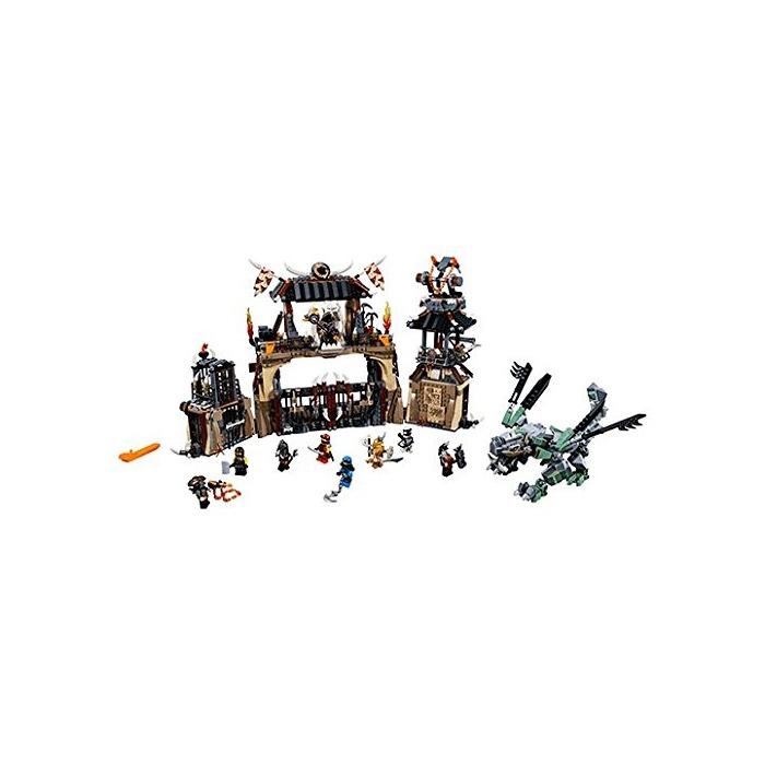 lego dragon pit set 70655