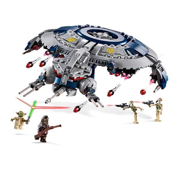 LEGO Droid Gunship Set 75233 | Brick Owl - LEGO Marketplace