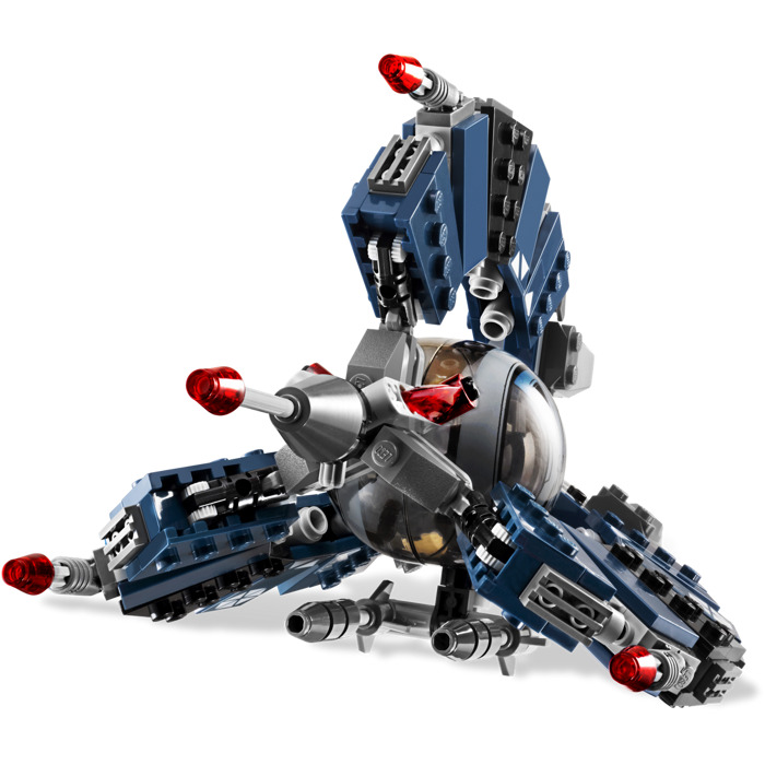 Lego droid tri fighter set 8086 brick owl lego marketplace - Lego star wars vaisseau droide ...