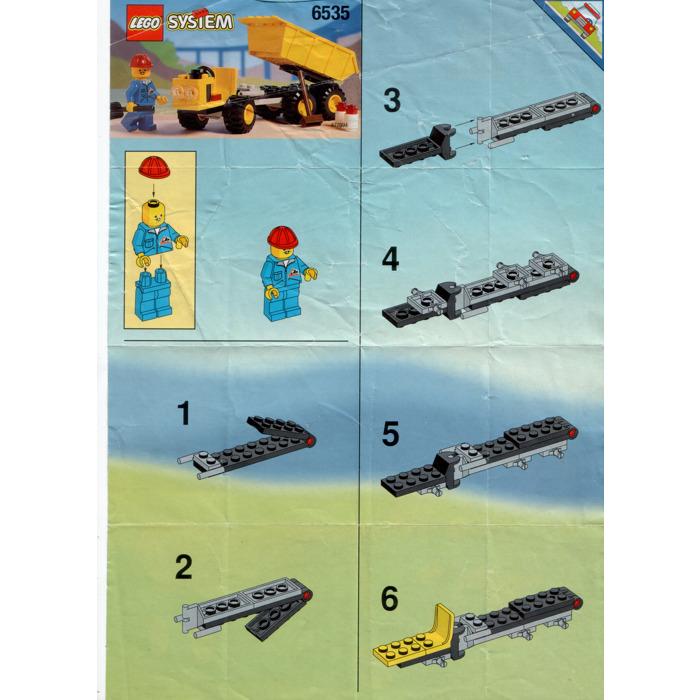 Lego Dumper Set 6535 Instructions Brick Owl Lego Marketplace