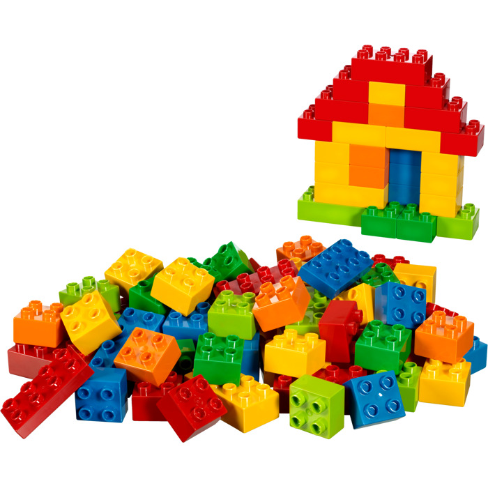 lego duplo basic bricks large set 10623 brick owl