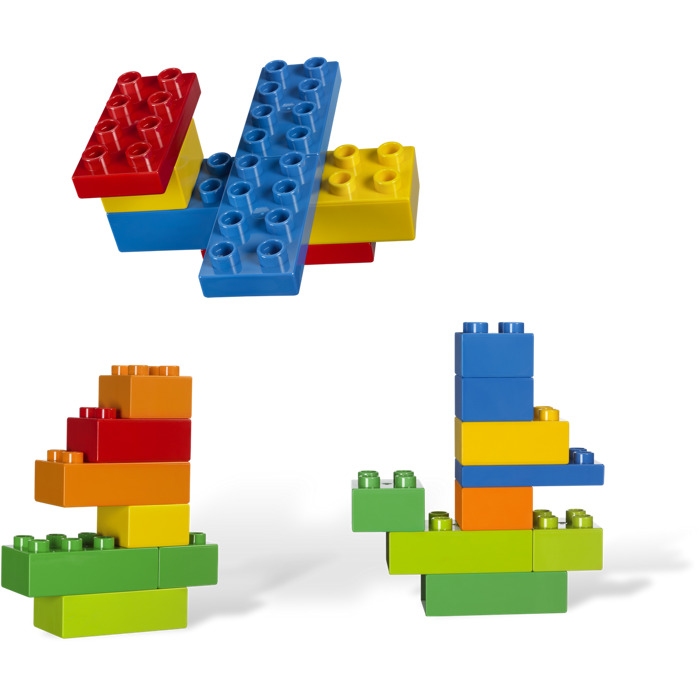 lego duplo basic bricks large set 5622 brick owl