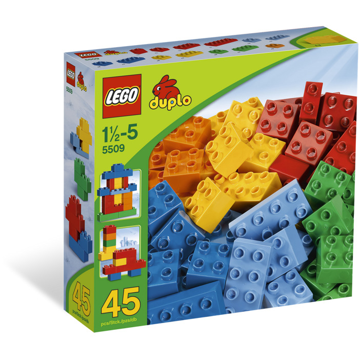 LEGO Duplo Basic Bricks Set 5509 | Brick Owl - LEGO ...