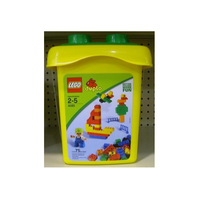 Lego Duplo Bucket Set 4085 3 Brick Owl Lego Marketplace