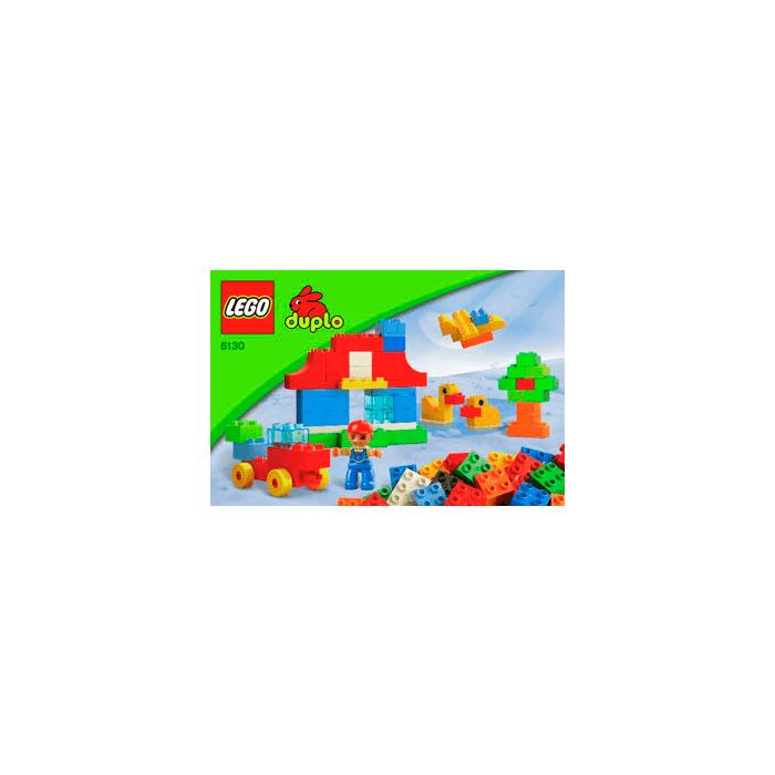 Lego Duplo Build And Play Set 6130 Instructions Brick Owl Lego