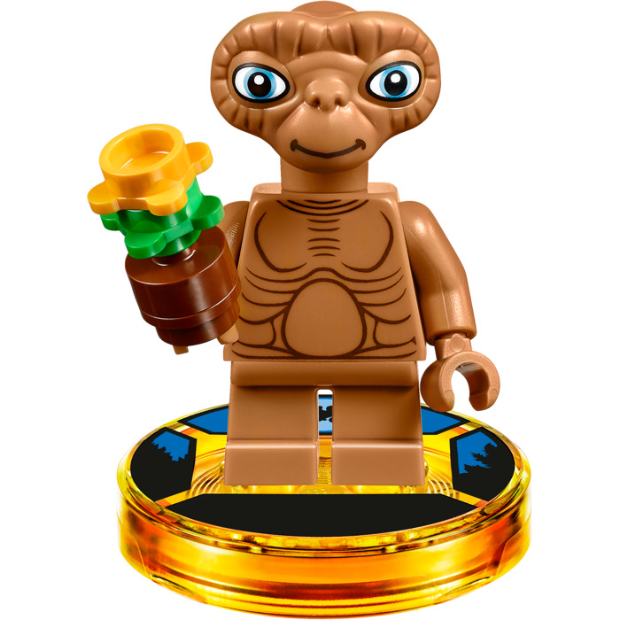 Lego Dimensions Fun Pack 71258 E.T Set NEW