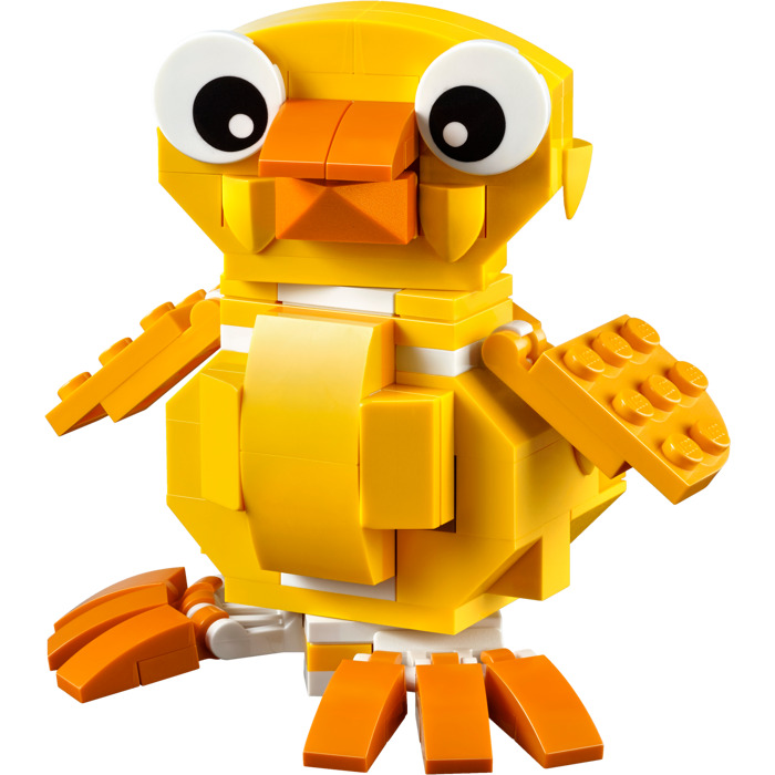 lego easter chick set 40202 - Easter Chick
