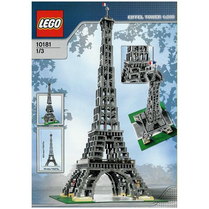 lego eiffel tower set 10181 brick owl lego marketplace