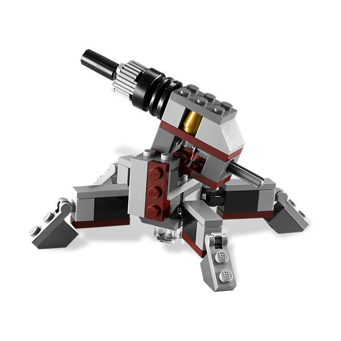 LEGO 9488 Star Wars Elite Clone Trooper /& Commando Droid Pack Mint in box