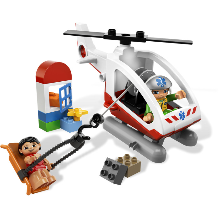 Lego Duplo Stretcher 6424 Comes In Brick Owl Lego Marketplace