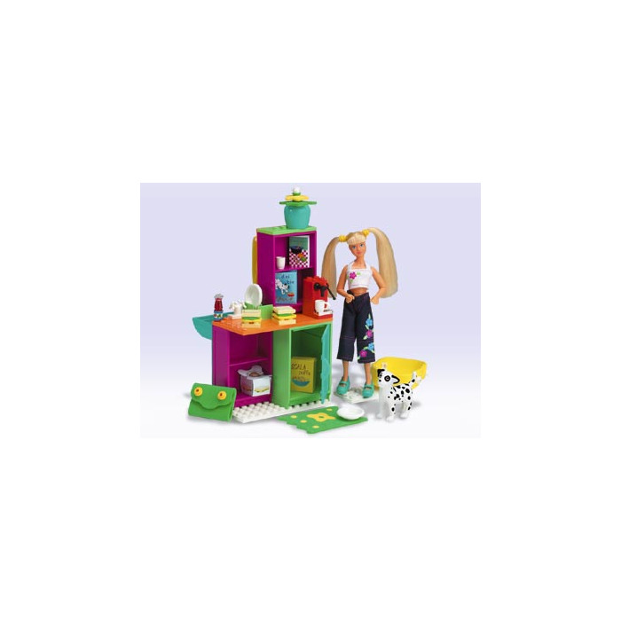 LEGO Emma's Chill-Out Kitchen Set 3123 Inventory