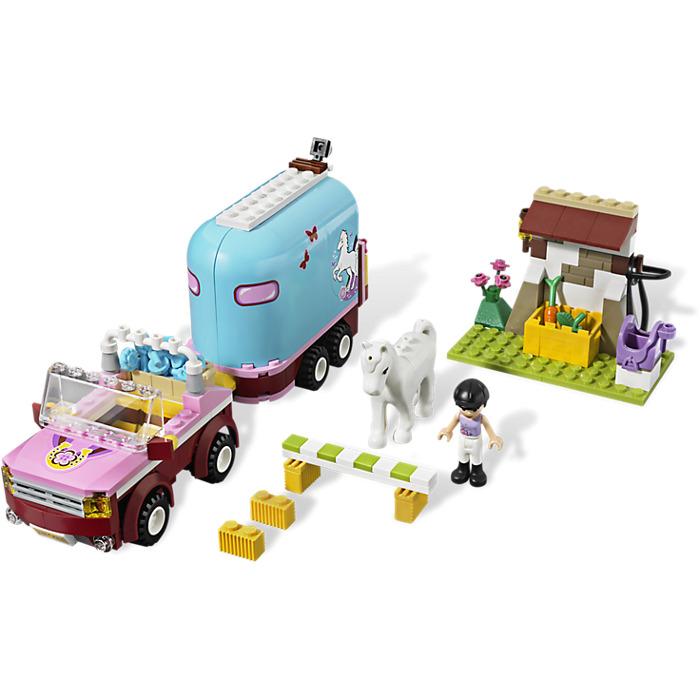 Lego Emmas Horse Trailer Set 3186 Brick Owl Lego Marketplace