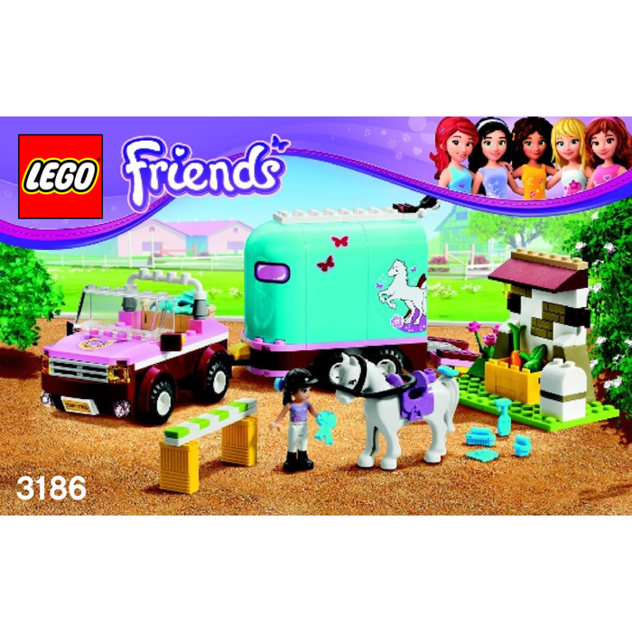 Lego Friends Horse Sets - Best Horse 2017