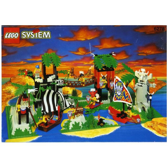 LEGO Enchanted Island Set 6278