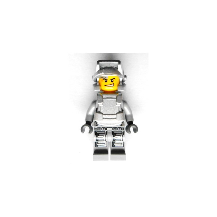 LEGO Engineer with Silver Breastplate Minifigure | Brick Owl ...