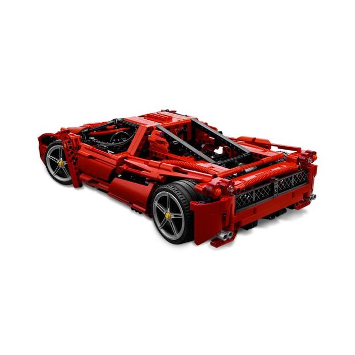 Lego Enzo Ferrari 1 10 Set 8653 Brick Owl Lego Marketplace