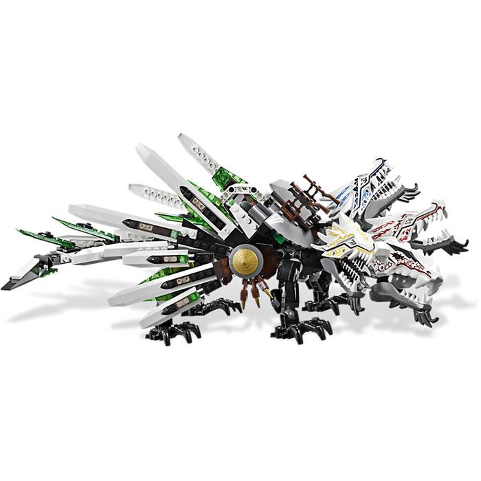 Lego Ninjago Dragon LEGO Epic Drago...