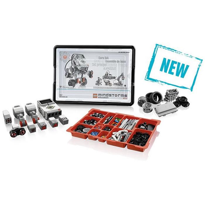 lego mindstorms education ev3 core set instructions