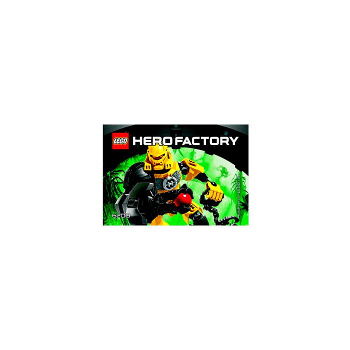 LEGO EVO Set 6200-2 Instructions | Brick Owl - LEGO Marketplace