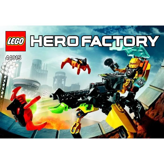 lego hero factory evo instructions