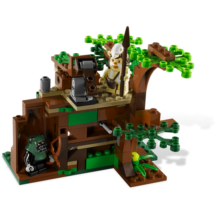 LEGO Ewok Attack Set 7956