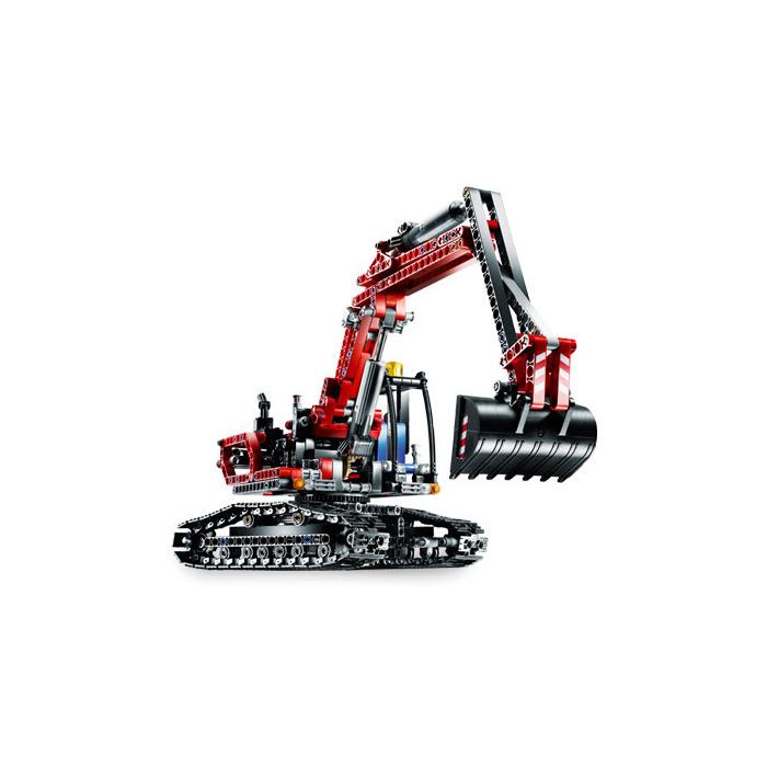 lego excavator set 8294