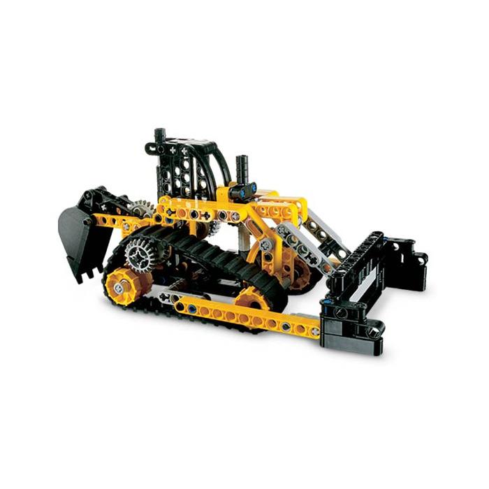 LEGO Excavator Set 8419   Brick Owl - LEGO Marketplace