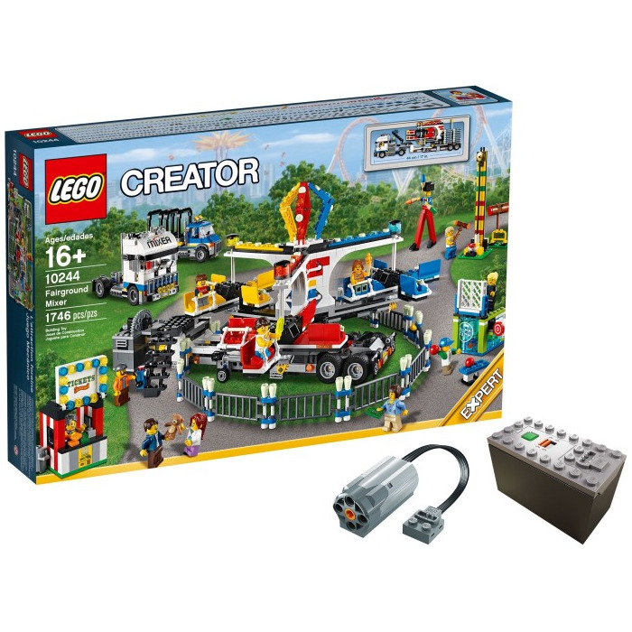 LEGO Fairground Mixer Collection Set 5003588 | Brick Owl - LEGO ...