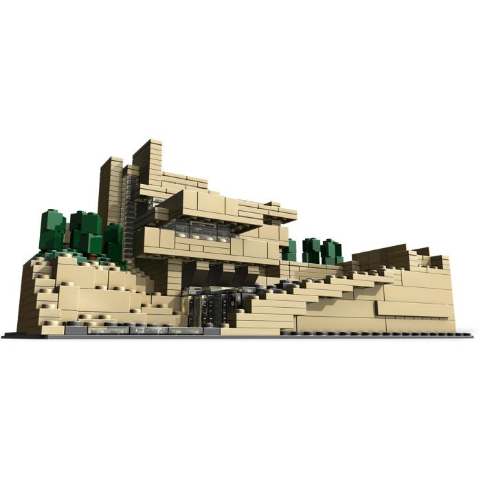 Lego fallingwater set 21005 brick owl lego marketplace - Falling waters lego ...
