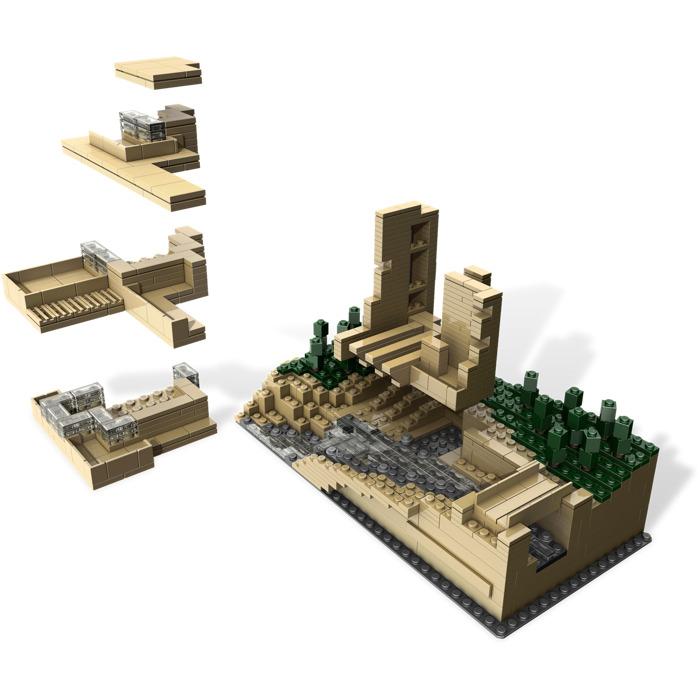 Lego Fallingwater Set 21005 Brick Owl Lego Marketplace