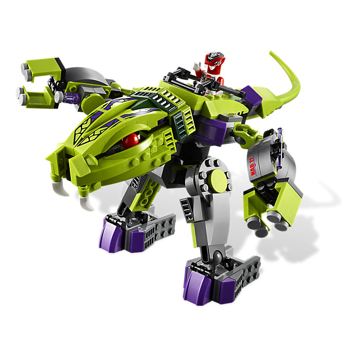 LEGO Fangpyre Mech Set 9455