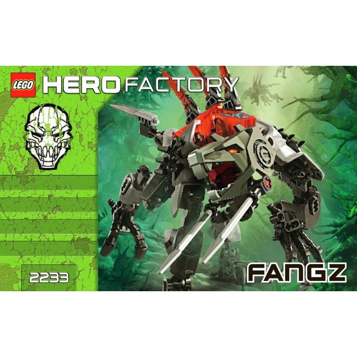Lego Fangz Set 2233 Instructions Brick Owl Lego Marketplace