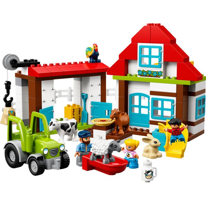 1 LEGO Farm Adventures Set 10869  sc 1 st  Brick Owl & LEGO Duplo Plate 2 x 3 with Drum Holder (13355) Comes In | Brick Owl ...