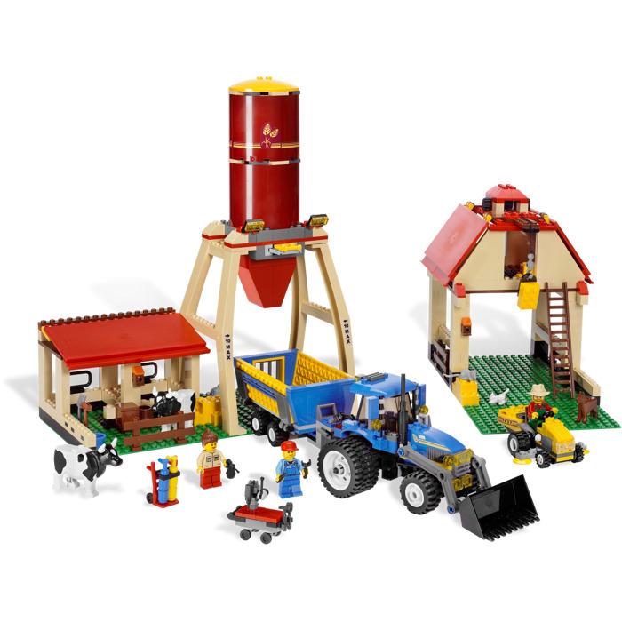 Lego Farm Set 7637 Brick Owl Lego Marketplace