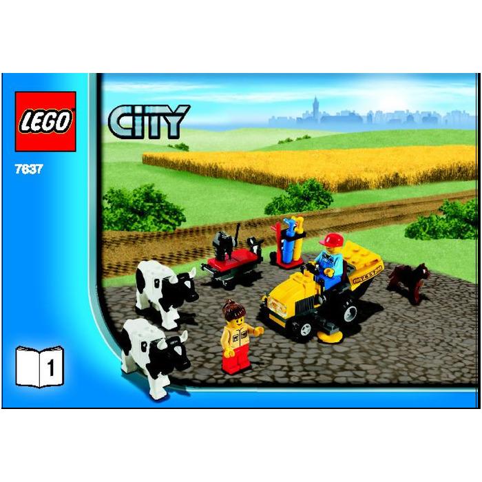 Lego Farm Set 7637 Instructions Brick Owl Lego Marketplace