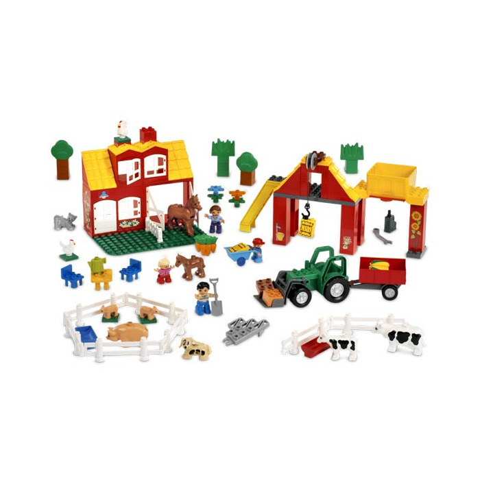 LEGO Duplo Brick Grass (31168 / 91348) Comes In   Brick Owl - LEGO ...