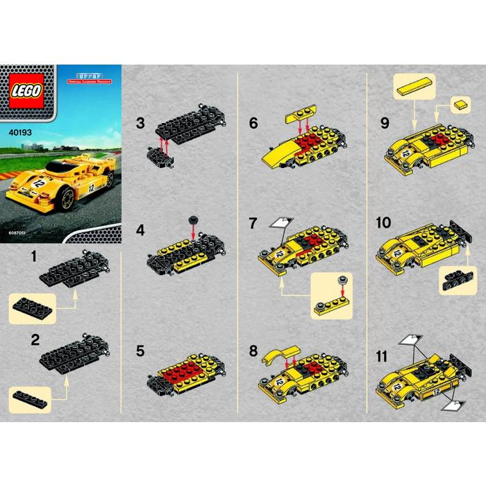 Lego Ferrari 458 Italialego Ideas Ferrari 458 Italia Lego Ferrari